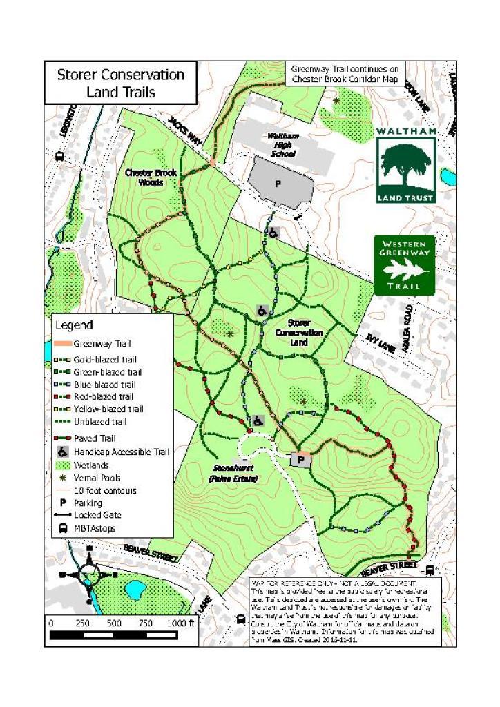 Storer Conservation Trails