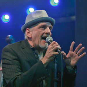 Darrell Nulisch singing