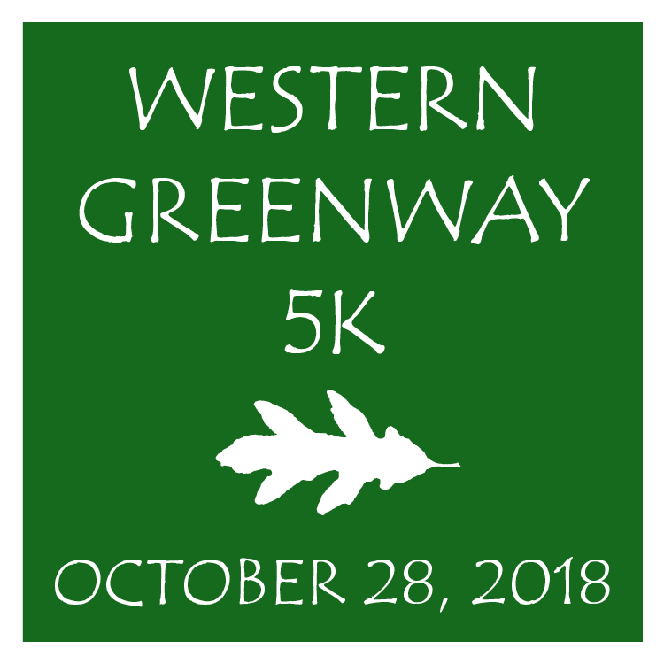 Western Greenwy 5K Logo 2018 medium