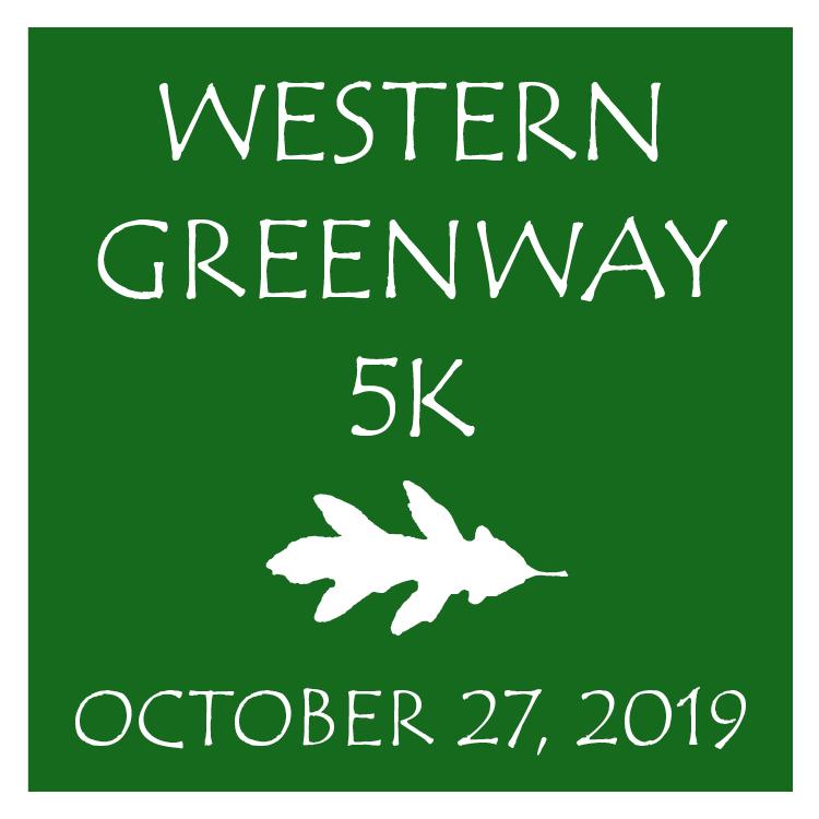 Western Greenwy 5K Logo 2019 750x750