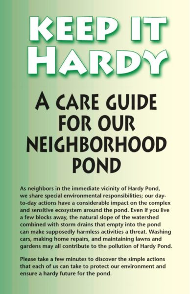 Link to download PDF of this pond care guide.